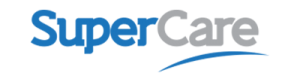 Logo of SuperCare which is one the options in a dentist payment plans at eDental Perth.