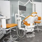 Emergency dentistry Perth office with chairs, tables, computer, monitor screens, and all the stuffs used by dentist which is considered as one of the dental clinic of eDental Perth.