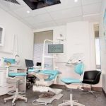 Perth emergency dentistry office with chairs, tables, computer, monitor screens, and all the stuffs used by dentist which is considered as one of the dental clinic of eDental Perth.