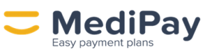 Logo of MediPay Easy Payment Plans which is one the options in a dentist payment plans at eDental Perth.