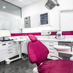 Rivervale dental emergency dentists clinic with chairs, tables, computer, monitor screens, and other tools to be used for dental procedures at eDental Perth.