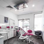 Dental Rivervale office with chairs, tables, computer, monitor screen, and all the stuffs used by dentist which is considered as one of the dental clinic of eDental Perth.