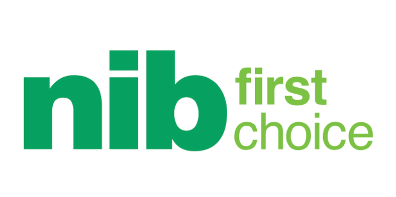 The official logo of NIB First Choice, one of the local referral program of eDental Perth.