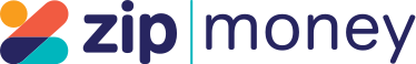 The official logo of Zip Money, one of the dental payment plans of eDental Perth.